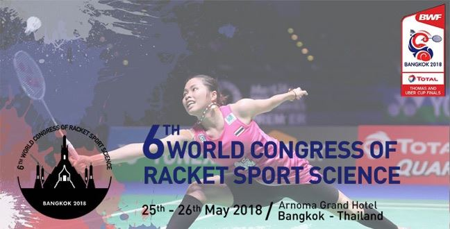 B4ALL at World Congress of Racket Sports Science
