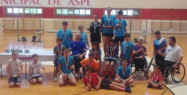 Badminton Open 'Village of Aspe 2018'