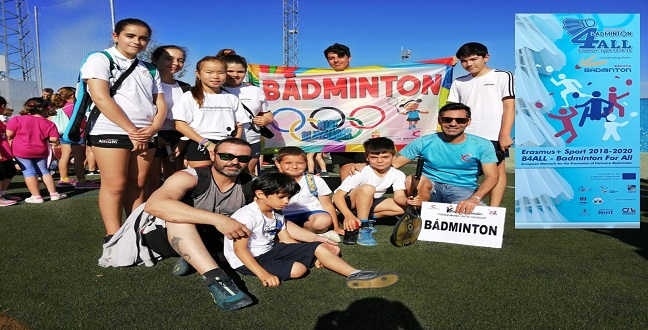 Rinconada badminton club and its beggining as a pilot club